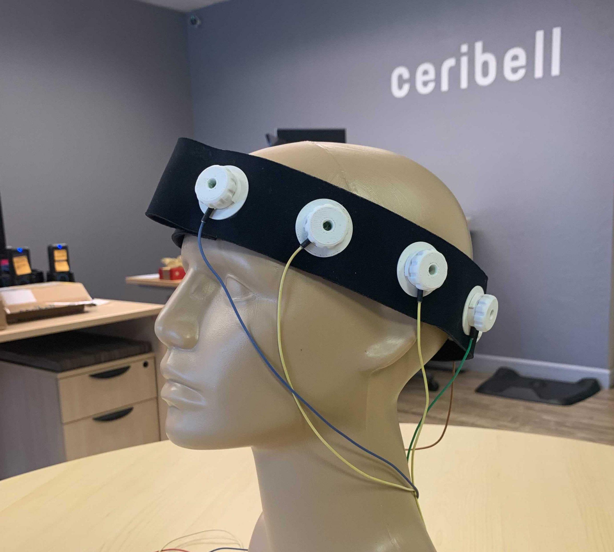 Ceribell Headband Prototype